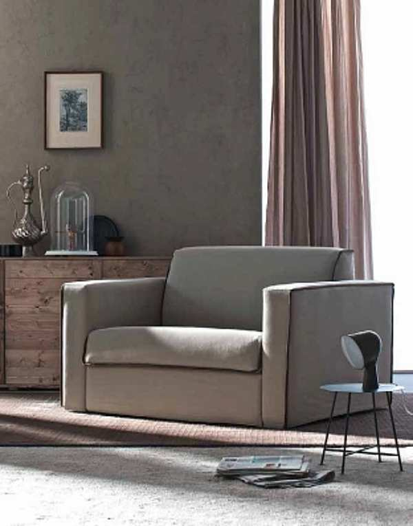 Кресло ALBERTA SALOTTI The sofa bed collection 1ARGPDP
